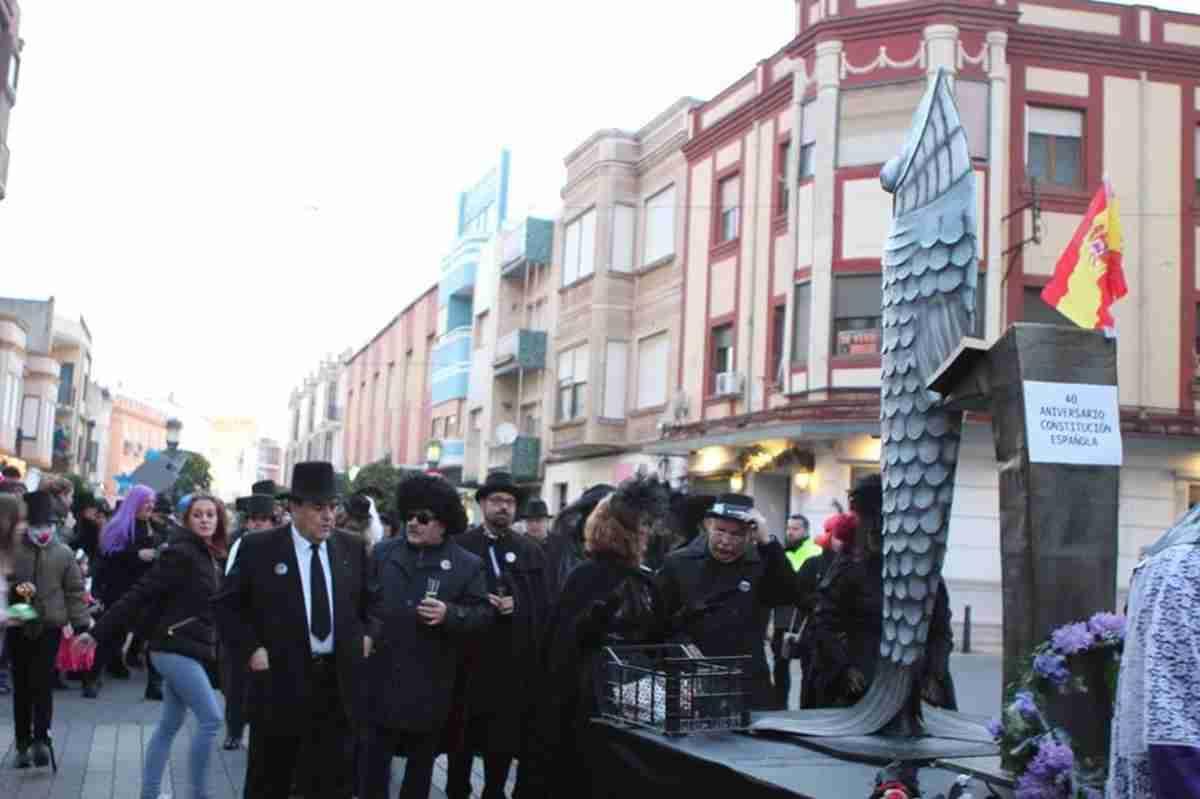 El Entierro de la Sardina pone broche final al Carnavalcázar 2018 28