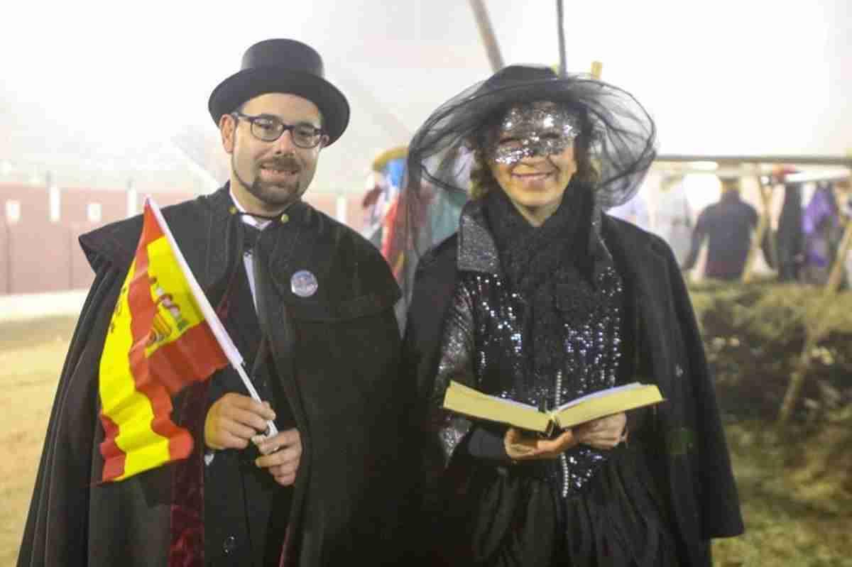 El Entierro de la Sardina pone broche final al Carnavalcázar 2018 29