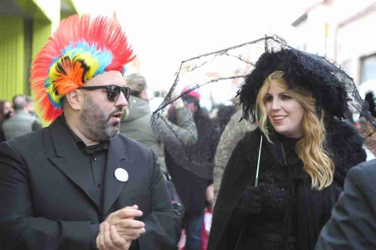 El Entierro de la Sardina pone broche final al Carnavalcázar 2018 3