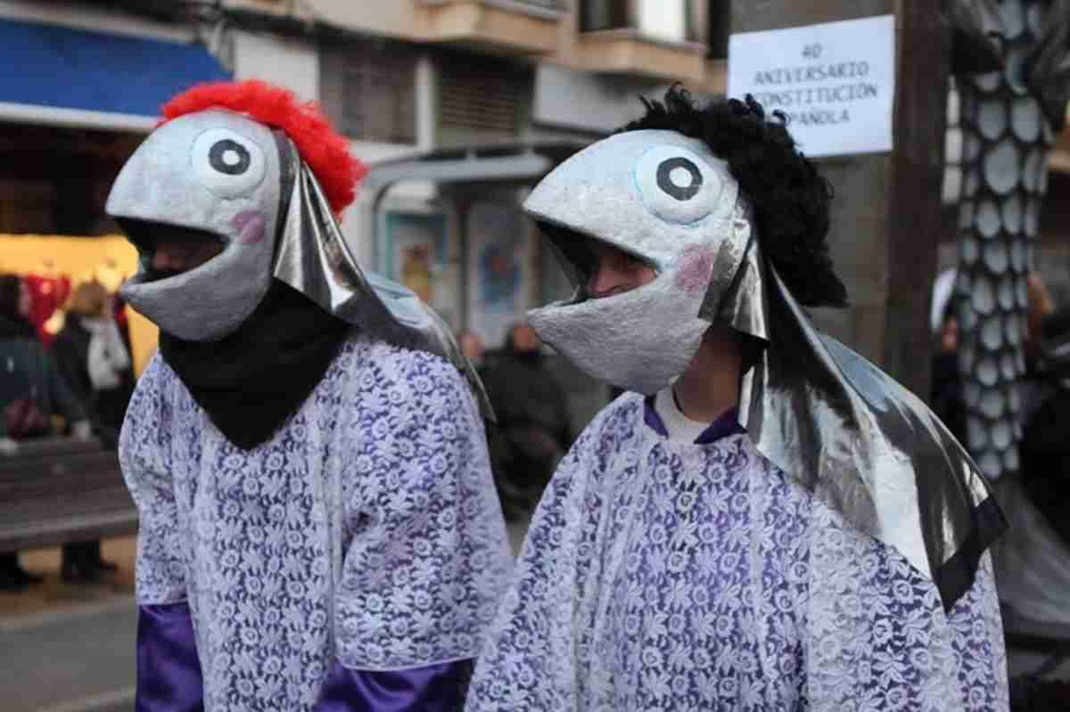 El Entierro de la Sardina pone broche final al Carnavalcázar 2018 32