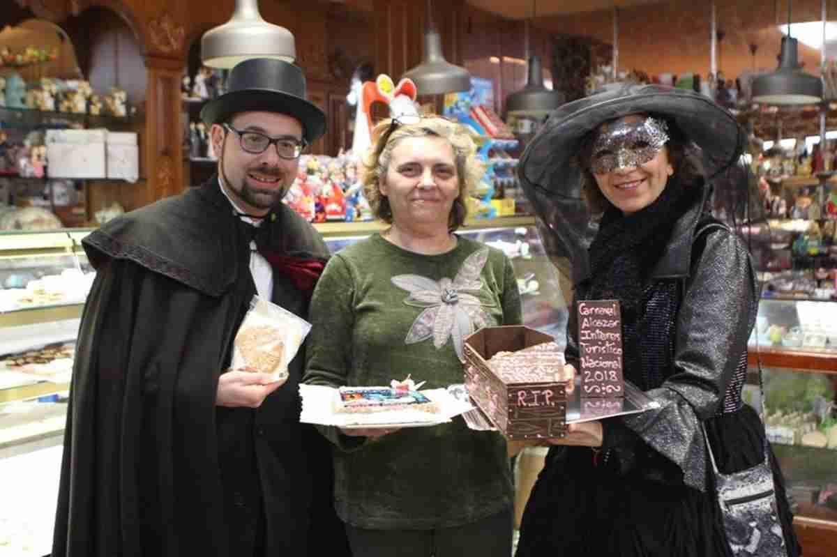 El Entierro de la Sardina pone broche final al Carnavalcázar 2018 39