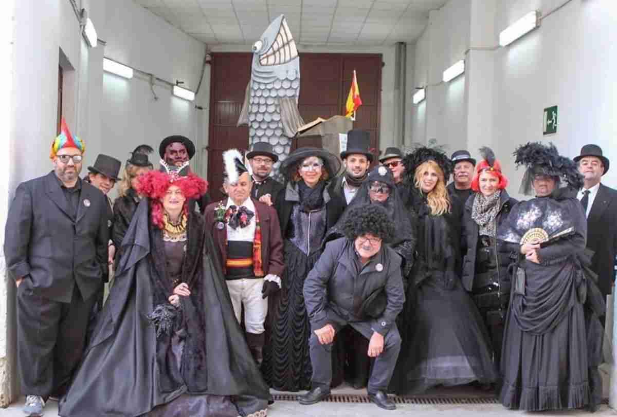El Entierro de la Sardina pone broche final al Carnavalcázar 2018 40