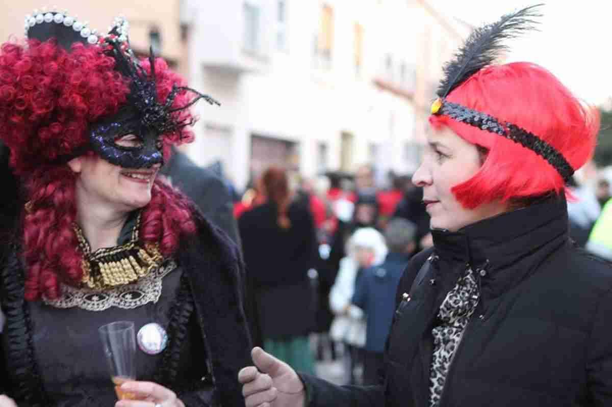 El Entierro de la Sardina pone broche final al Carnavalcázar 2018 41