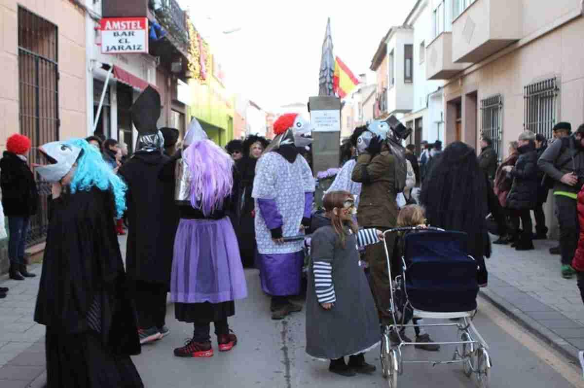 El Entierro de la Sardina pone broche final al Carnavalcázar 2018 47