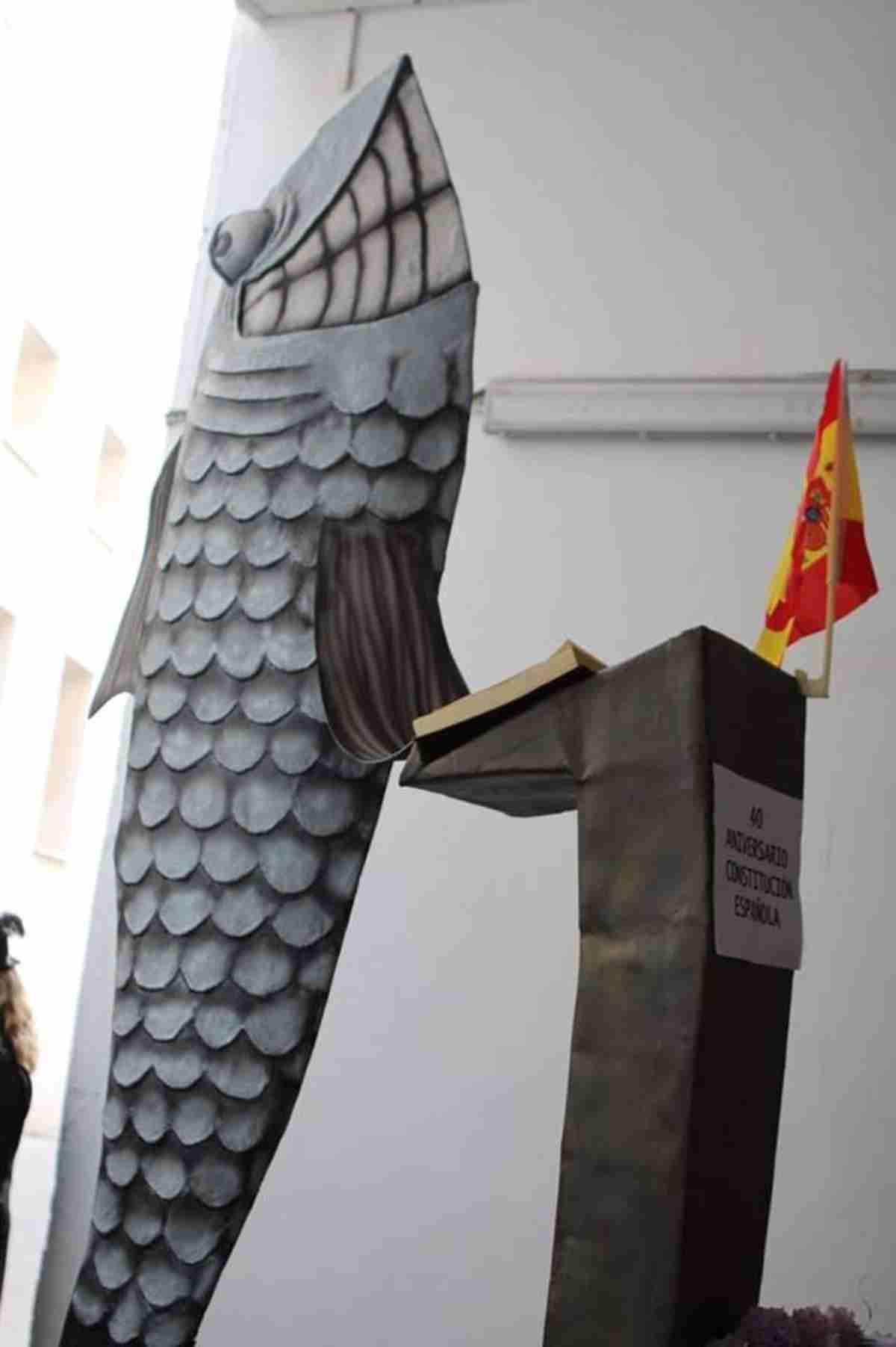 El Entierro de la Sardina pone broche final al Carnavalcázar 2018 5