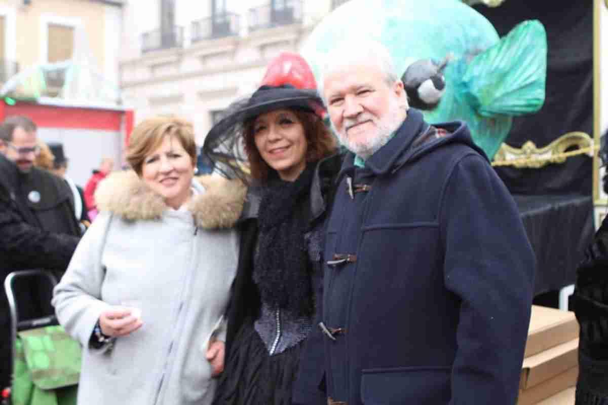 El Entierro de la Sardina pone broche final al Carnavalcázar 2018 9