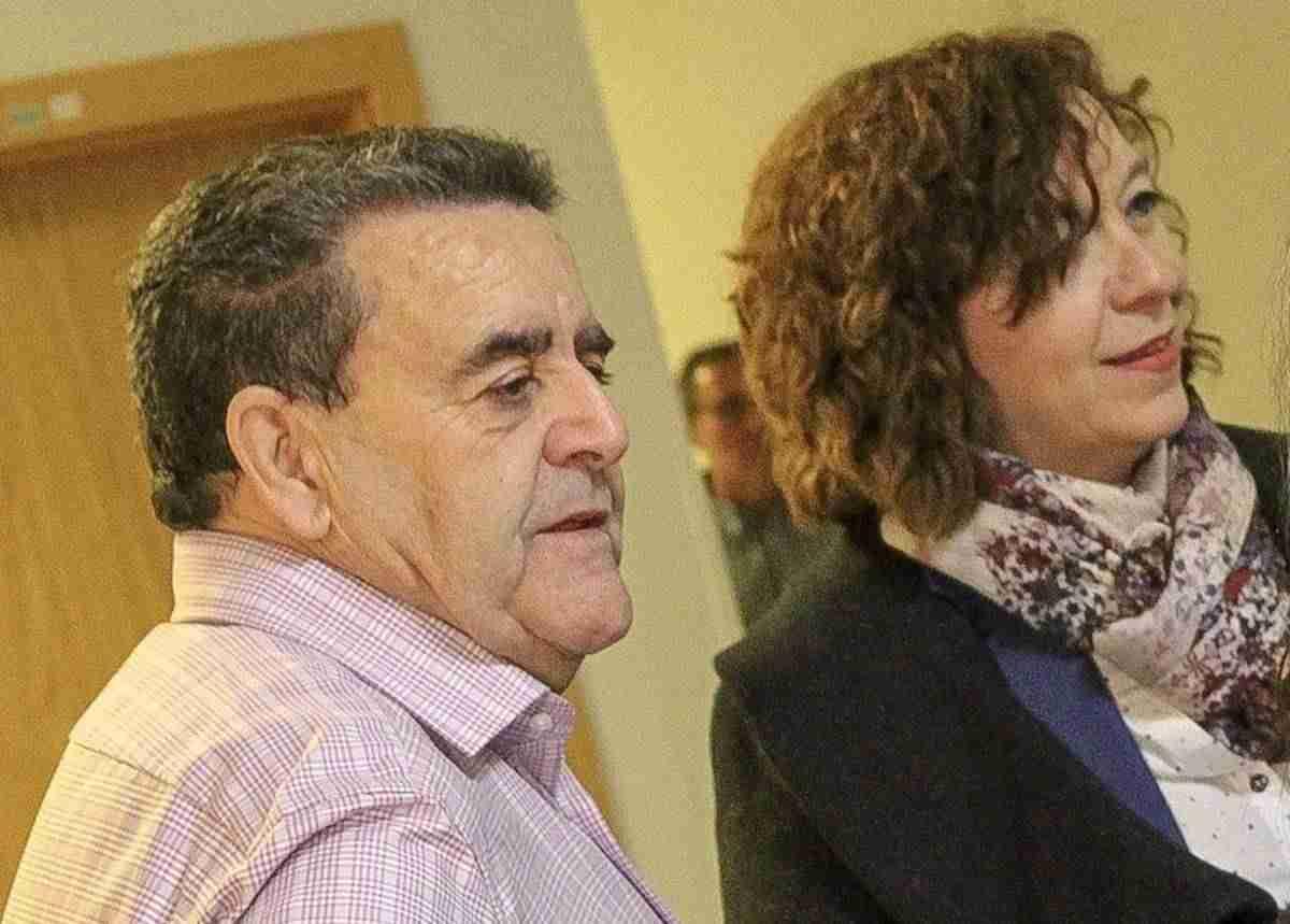Julio García Villajos renueva su cargo como presidente de la Hermandad de Donantes de Sangre de Alcázar 1