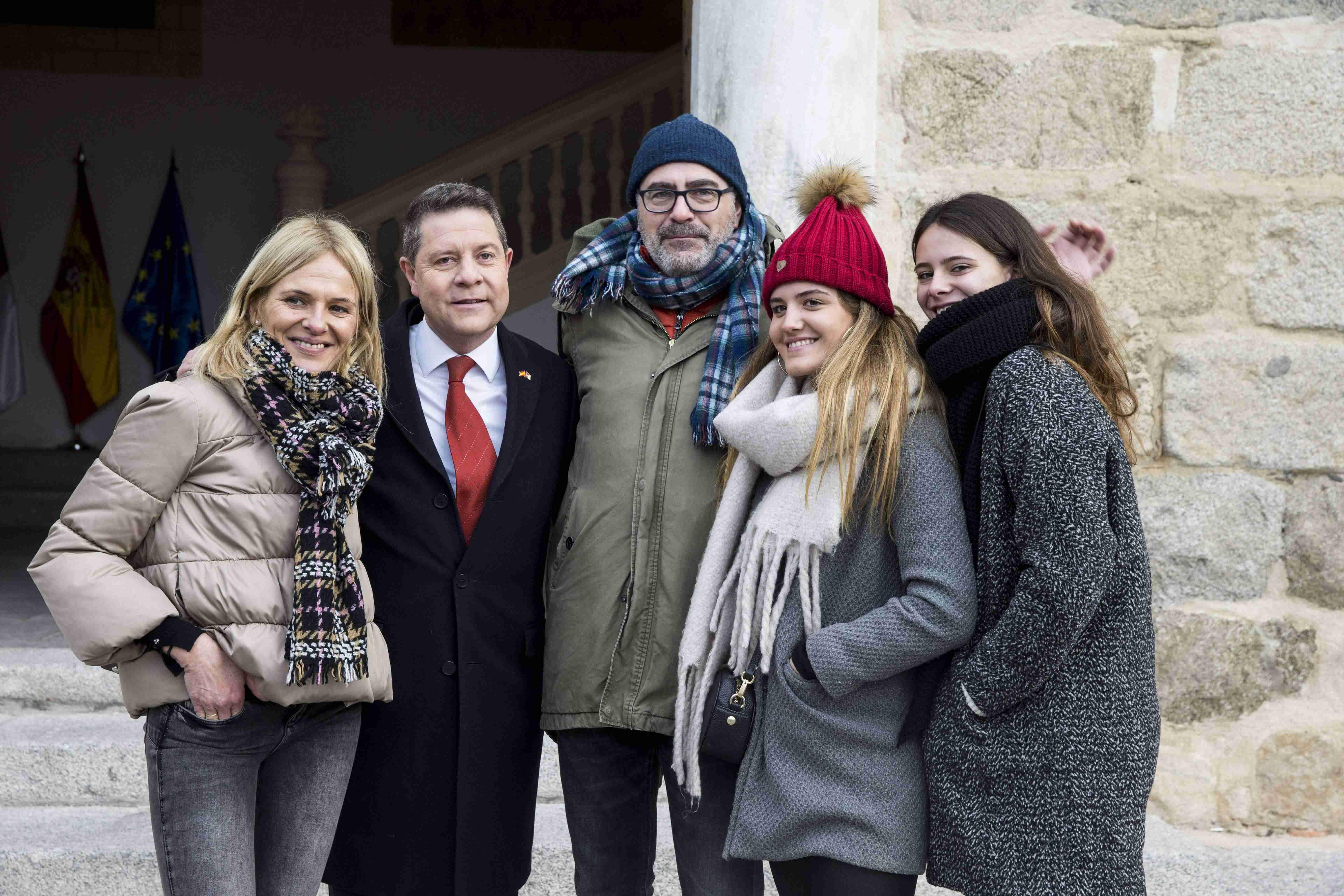 Mensaje de Año Nuevo del presidente de Castilla-La Mancha 1