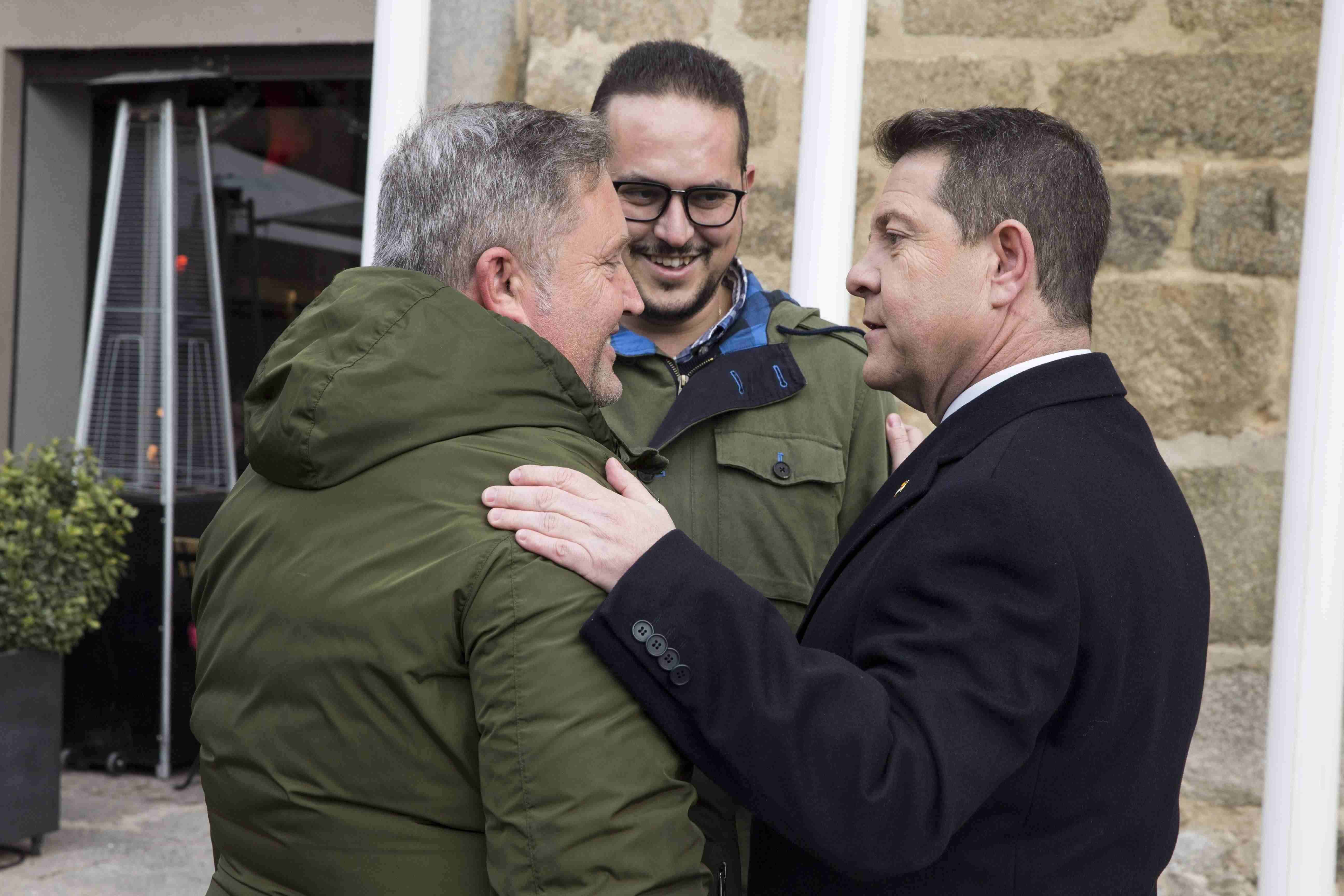 Mensaje de Año Nuevo del presidente de Castilla-La Mancha 2