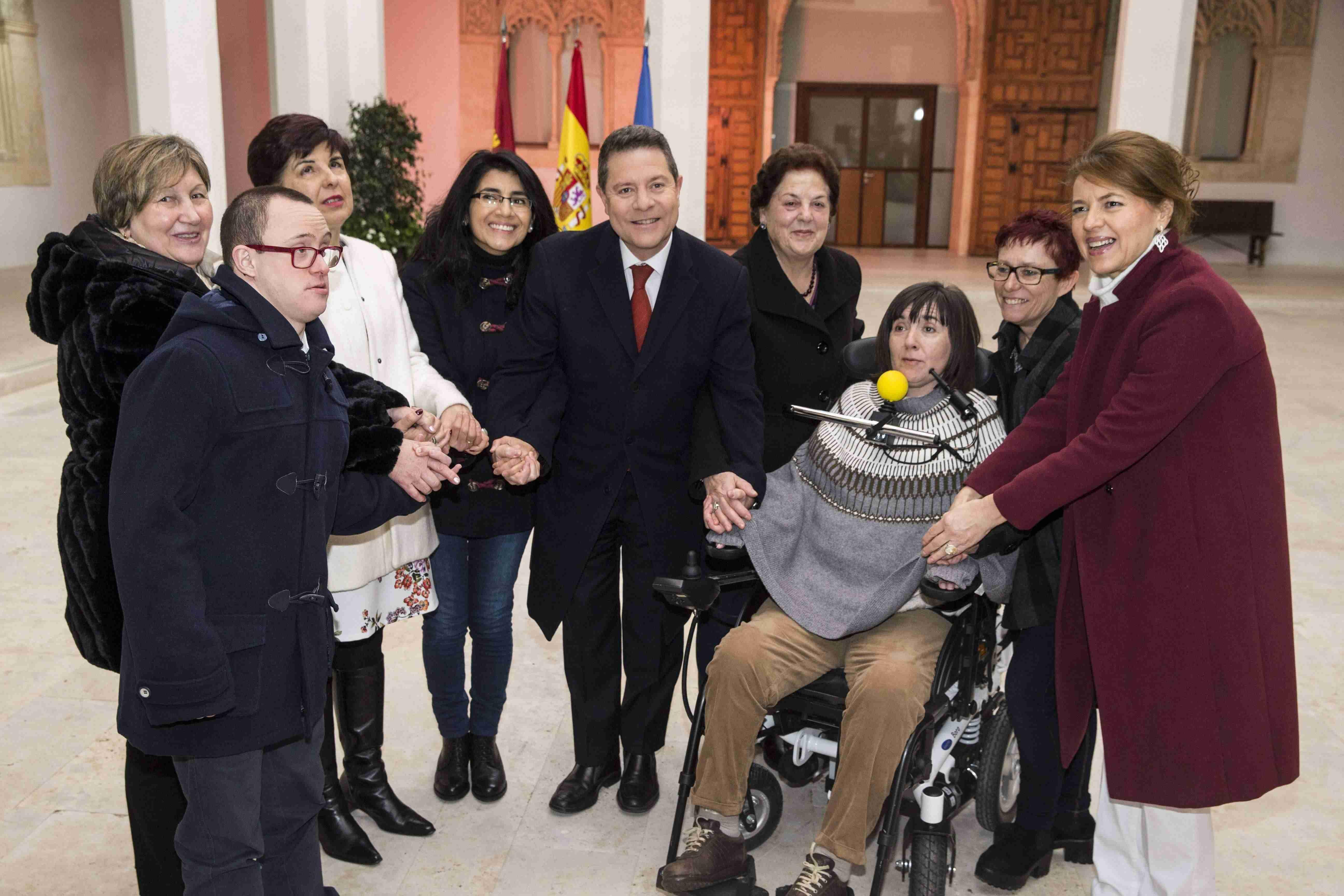 Mensaje de Año Nuevo del presidente de Castilla-La Mancha 8