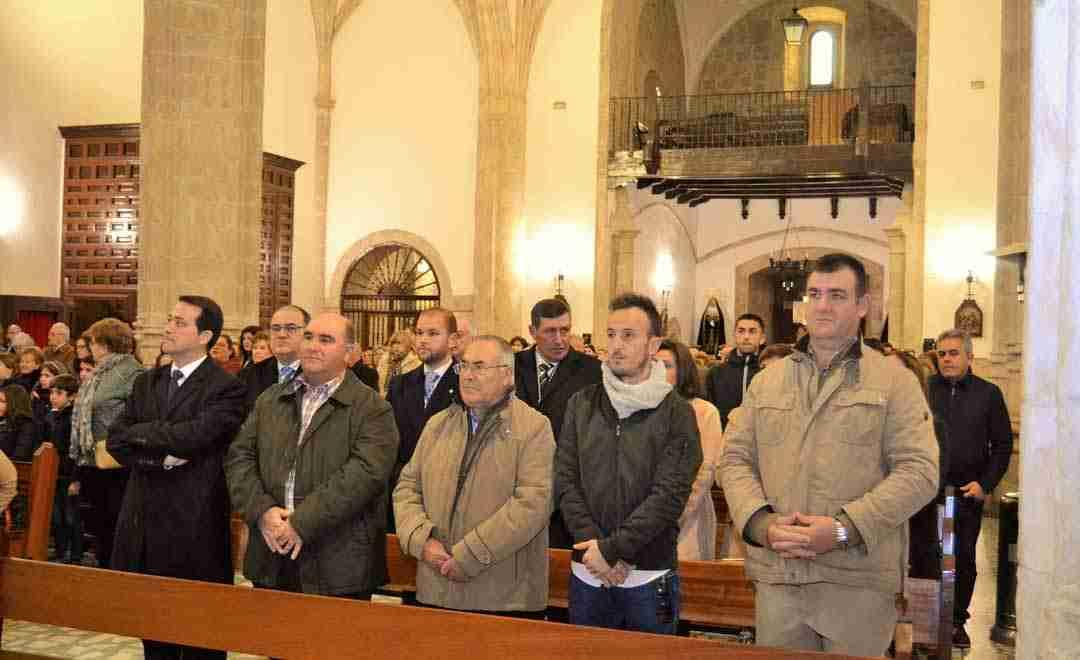 Gran participación en las fiestas de San Antón de Quintanar de la Orden 1