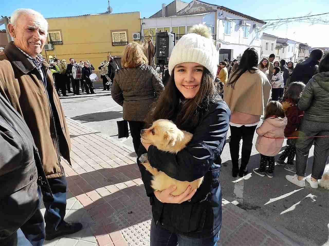 Gran participación en las fiestas de San Antón de Quintanar de la Orden 6