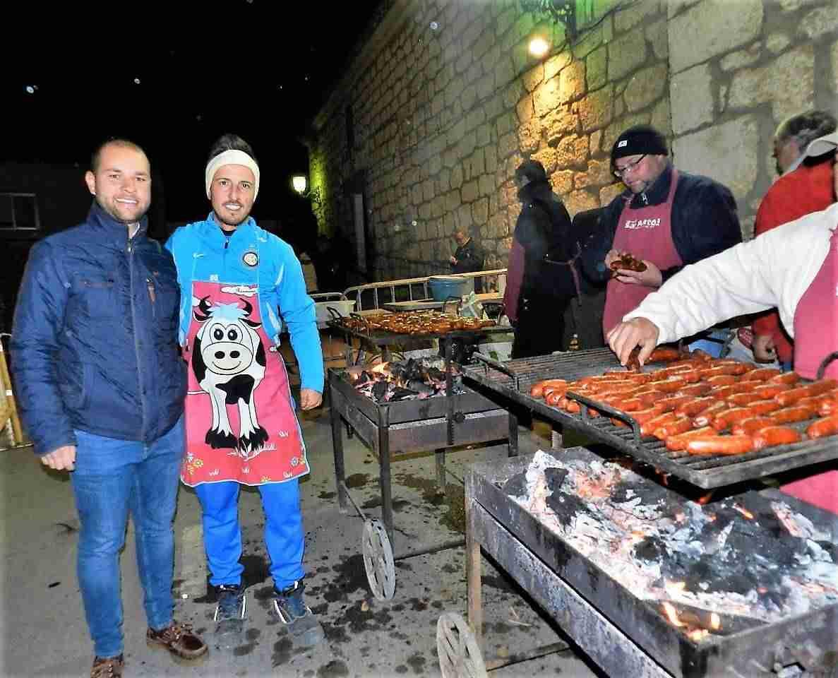 Gran participación en las fiestas de San Antón de Quintanar de la Orden 5