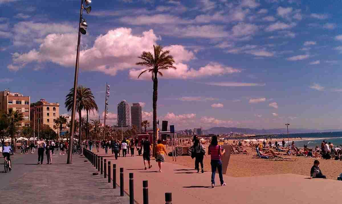 Playas de Barcelona para un verano fantástico en Cataluña 2