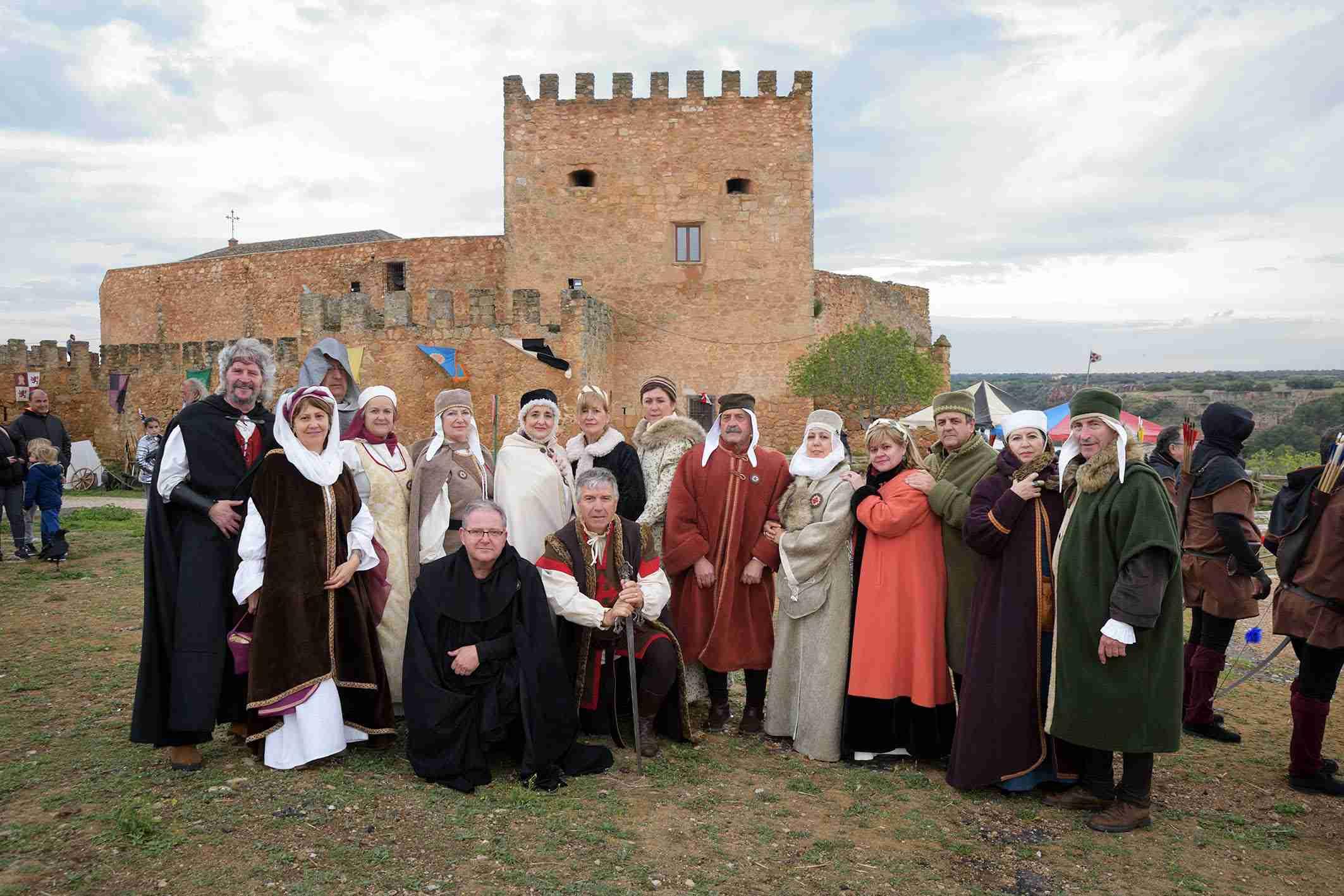 """La organización califica de """"éxito"""" el I Mercadillo Medieval 'Peñarroya del Alto Guadiana' 10"""