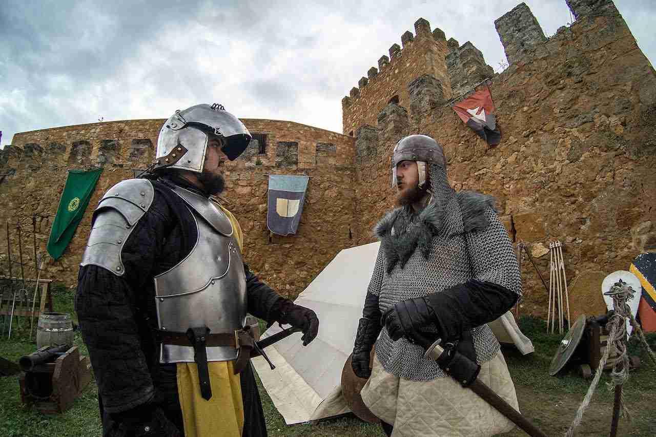 """La organización califica de """"éxito"""" el I Mercadillo Medieval 'Peñarroya del Alto Guadiana' 11"""