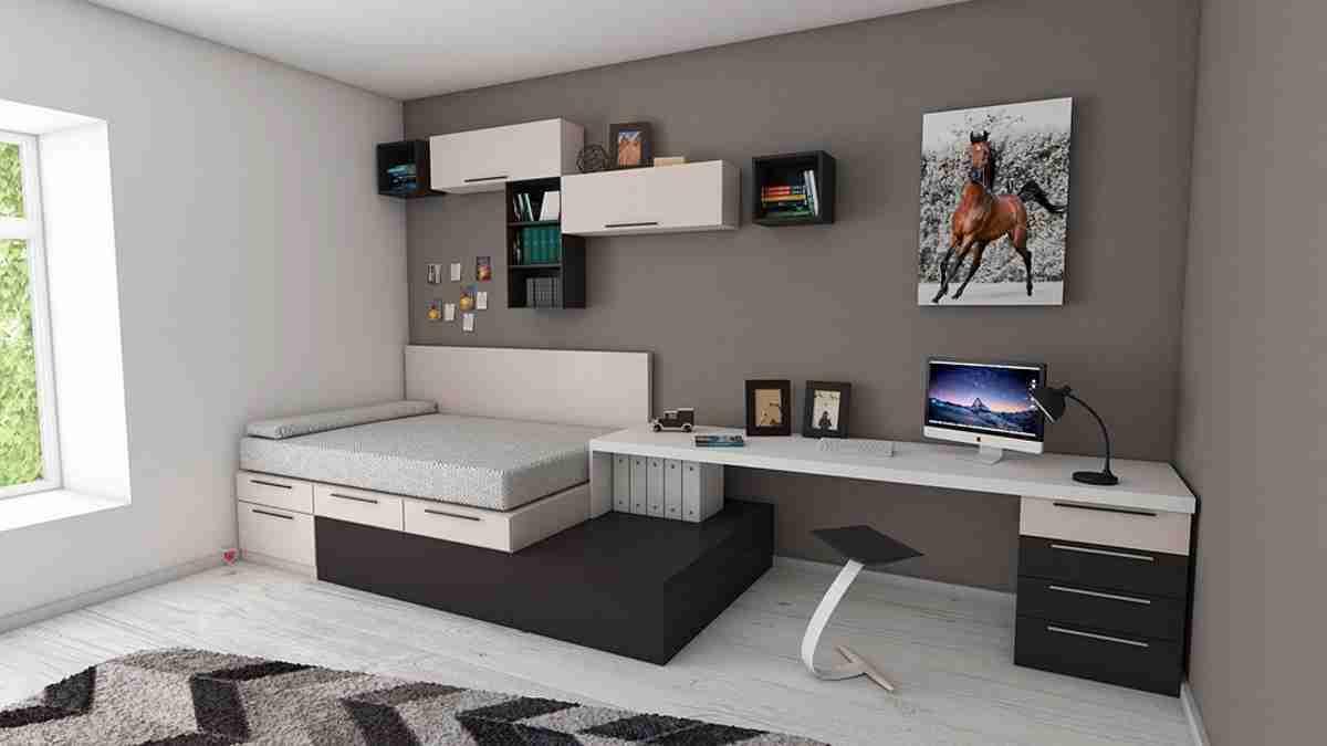 Decorar dormitorios juveniles muy acogedores y llenos de atractivo 1