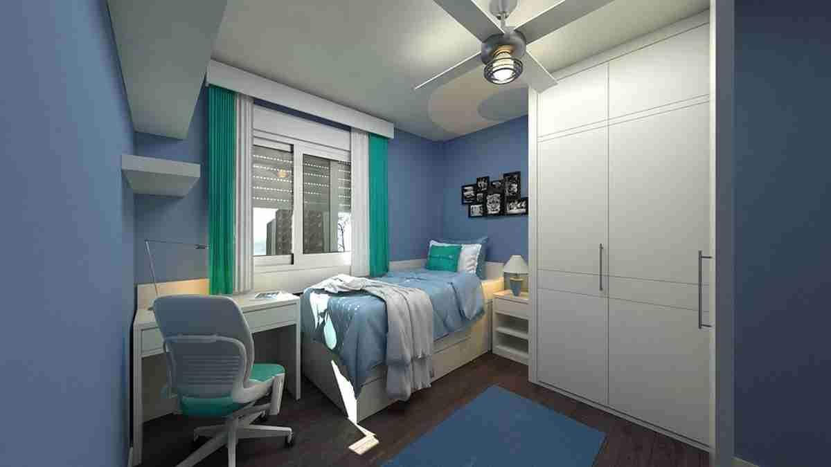 Decorar dormitorios juveniles muy acogedores y llenos de atractivo 3
