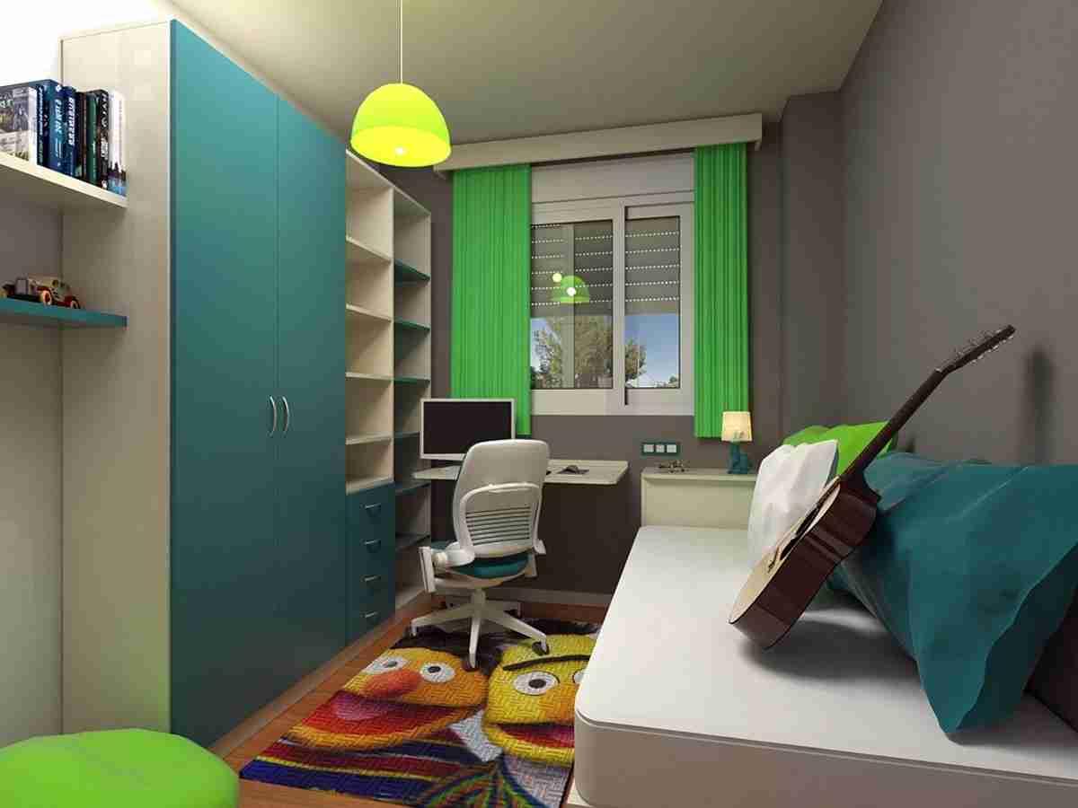Decorar dormitorios juveniles muy acogedores y llenos de atractivo 6