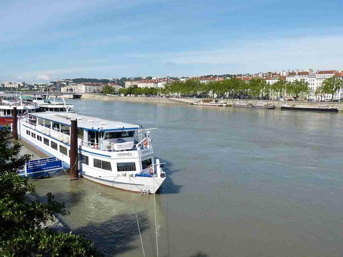 Ciudad francesa de Lyon capital mundial de la gastronomía 1
