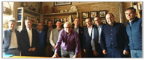 El profesor Carlos Mata Induráin, un verdadero influencer cultural, visita Alcázar de San Juan 1