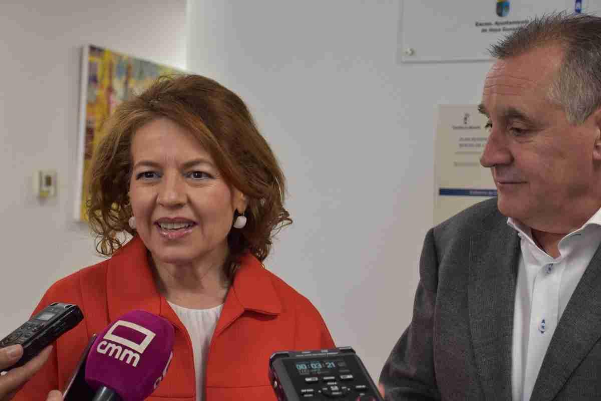 El Gobierno regional afirma que los Servicios Sociales de Hoya-Gonzalo son referentes en atención en la provincia de Albacete 1