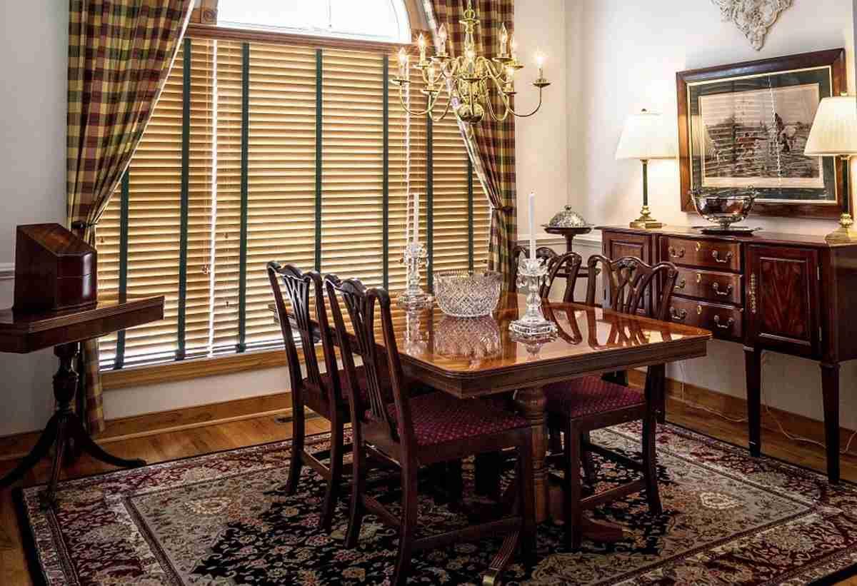 El mueble aparador es la estrella de la decoración de comedor 1