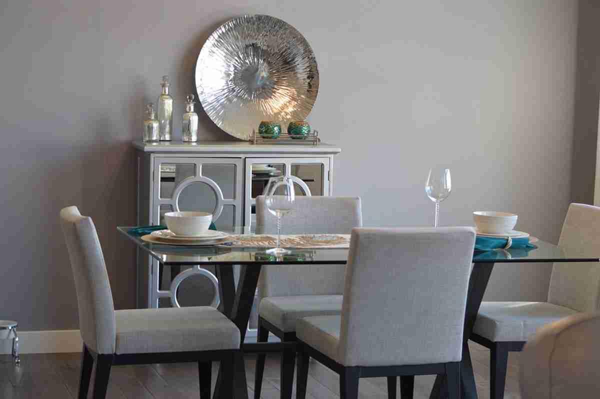 El mueble aparador es la estrella de la decoración de comedor 3