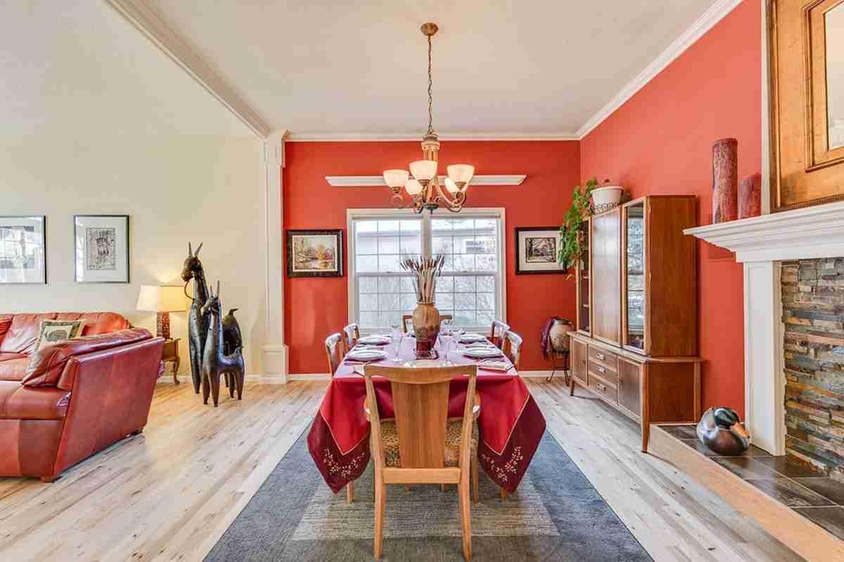 El mueble aparador es la estrella de la decoración de comedor 5