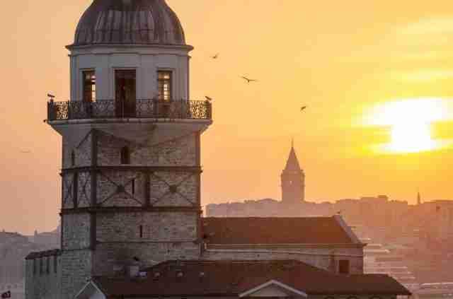 atardecer_Estambul_Turquía