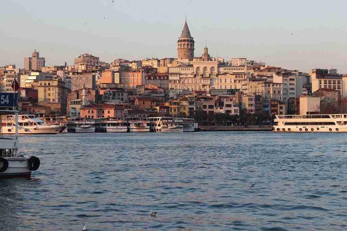 Ciudad de Estambul en Turquía para un fantástico viaje de verano 1