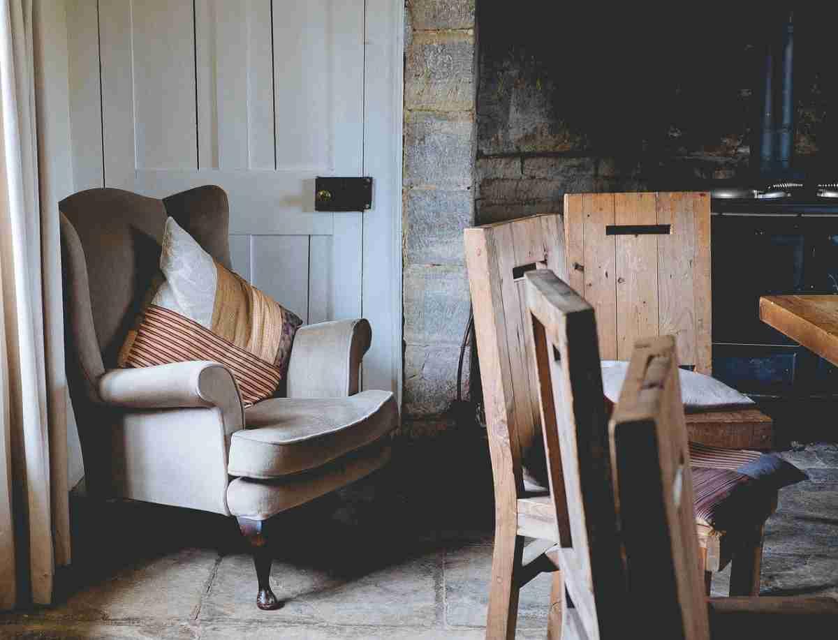 El sofá Love seat para crear ambientes con mucho encanto 5