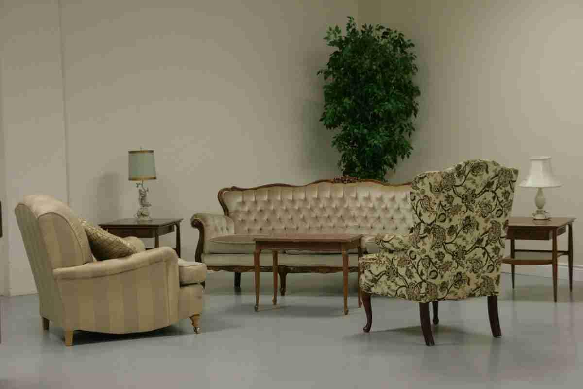 Muebles con capitoné para decorar con elegancia 1