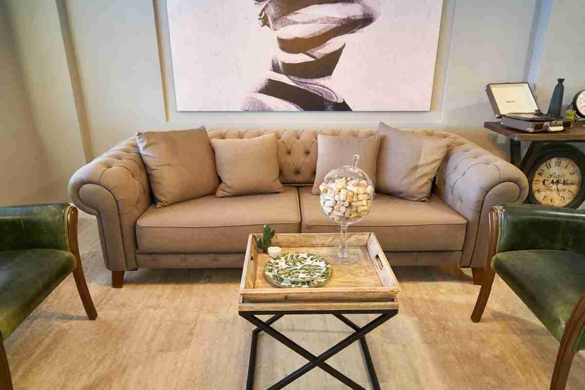 Muebles con capitoné para decorar con elegancia 2