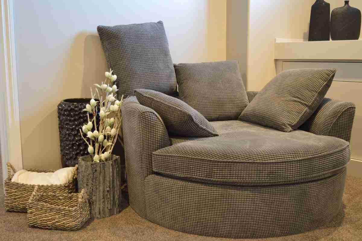 El sofá Love seat para crear ambientes con mucho encanto 3