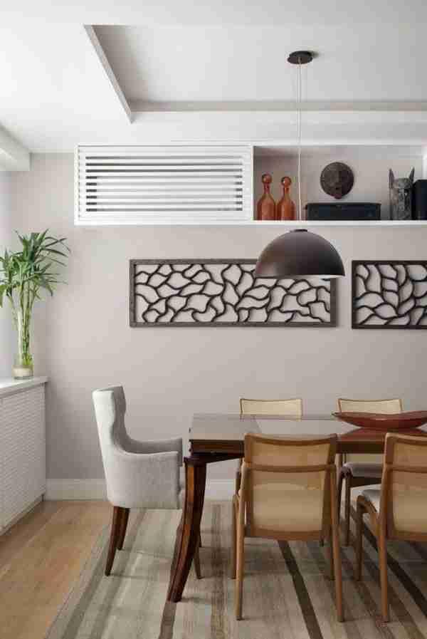 Cómo ocultar el aparato del aire acondicionado en tu hogar 28