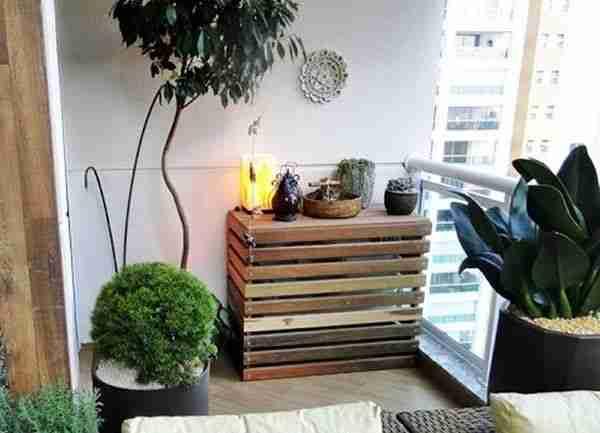Cómo ocultar el aparato del aire acondicionado en tu hogar 16