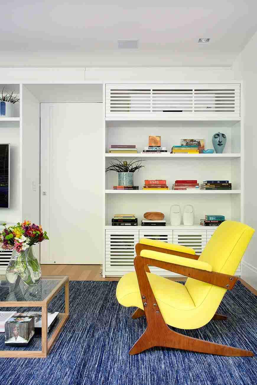 Cómo ocultar el aparato del aire acondicionado en tu hogar 23