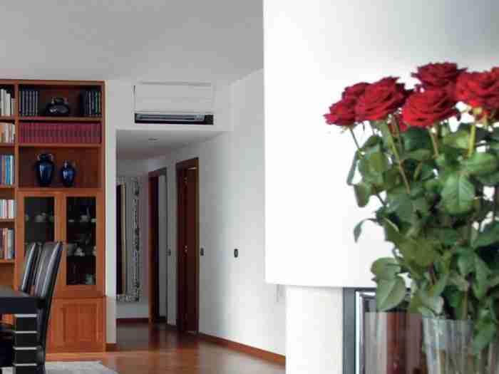 Cómo ocultar el aparato del aire acondicionado en tu hogar 24