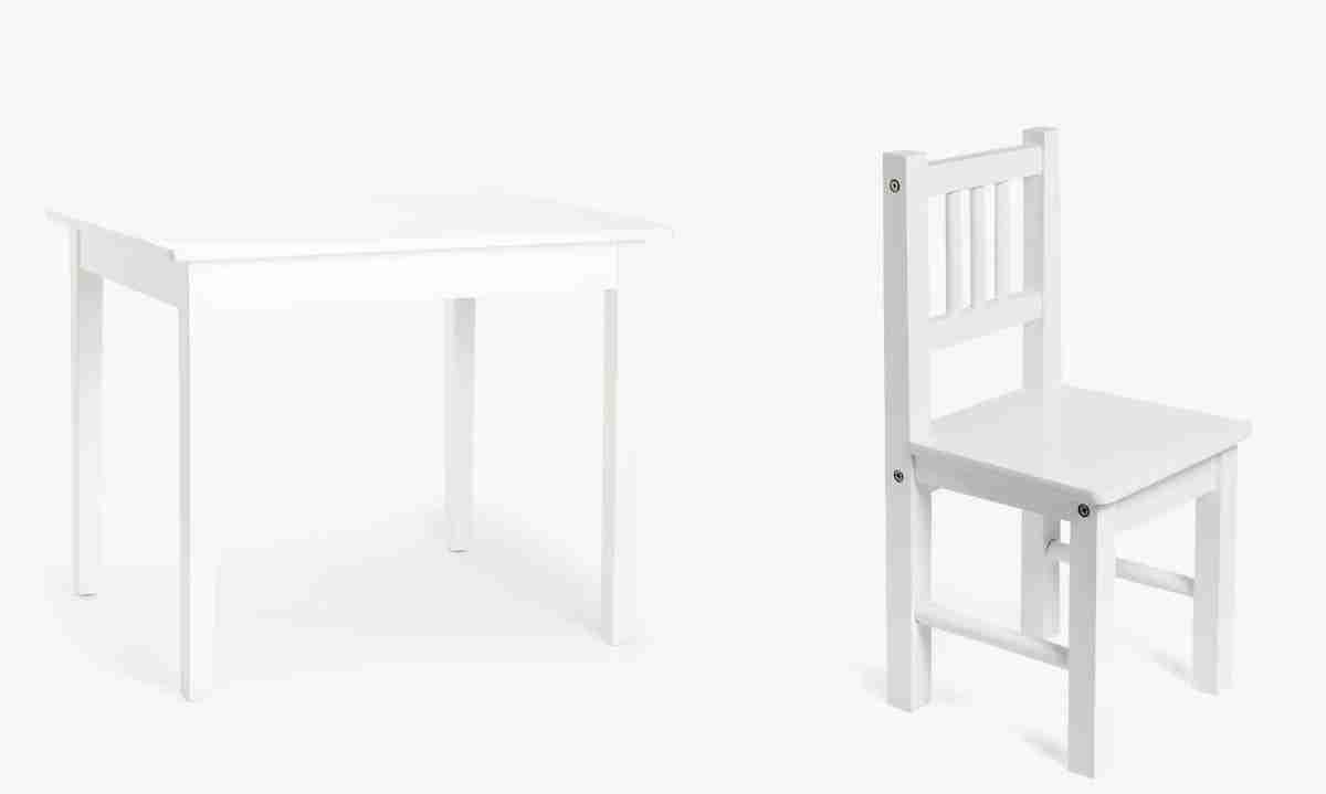 Un dormitorio infantil de ensueño con muebles de Zara Home 2