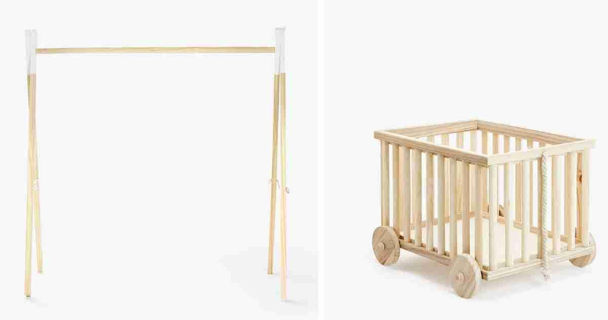 Un dormitorio infantil de ensueño con muebles de Zara Home 3