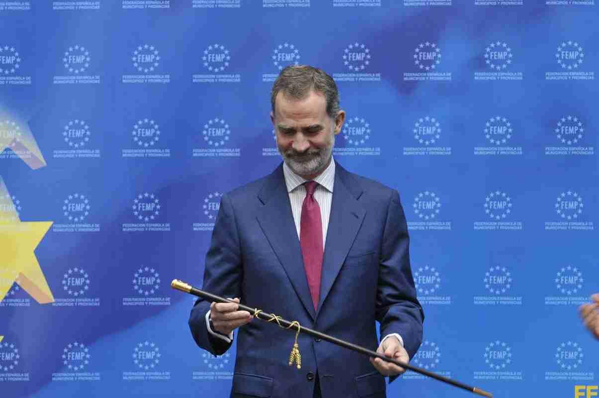 40 Años-SM Felipe VI