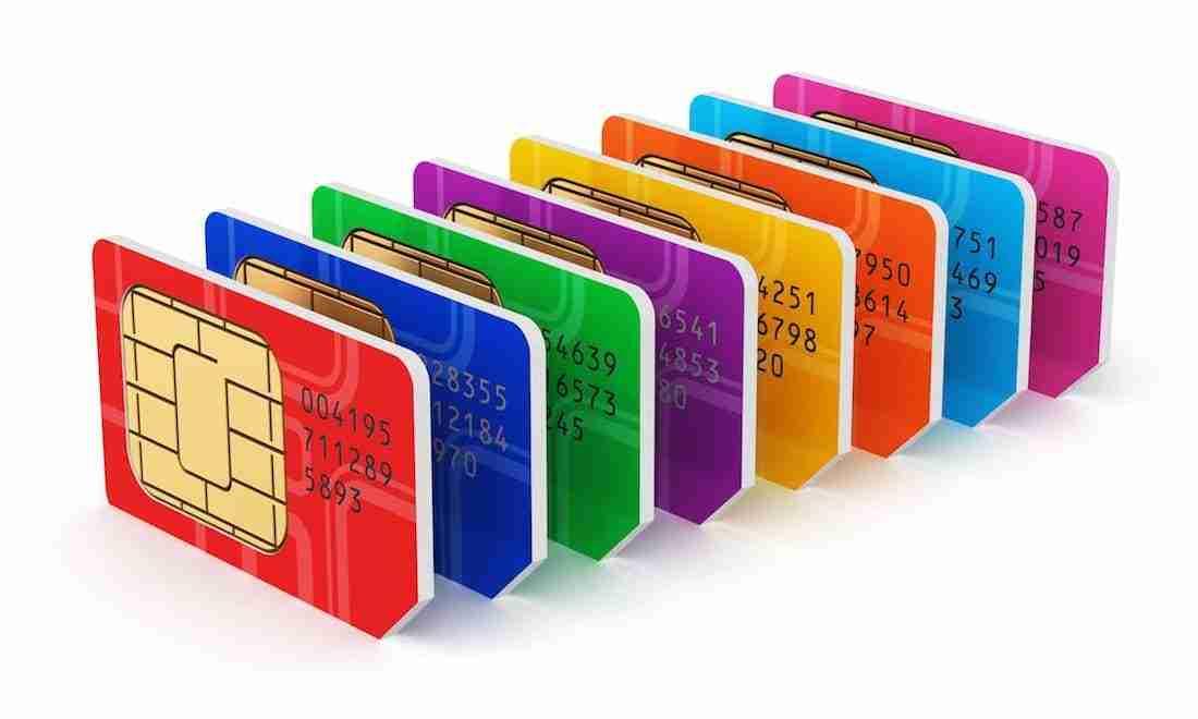 Tarjetas SIM para móvil