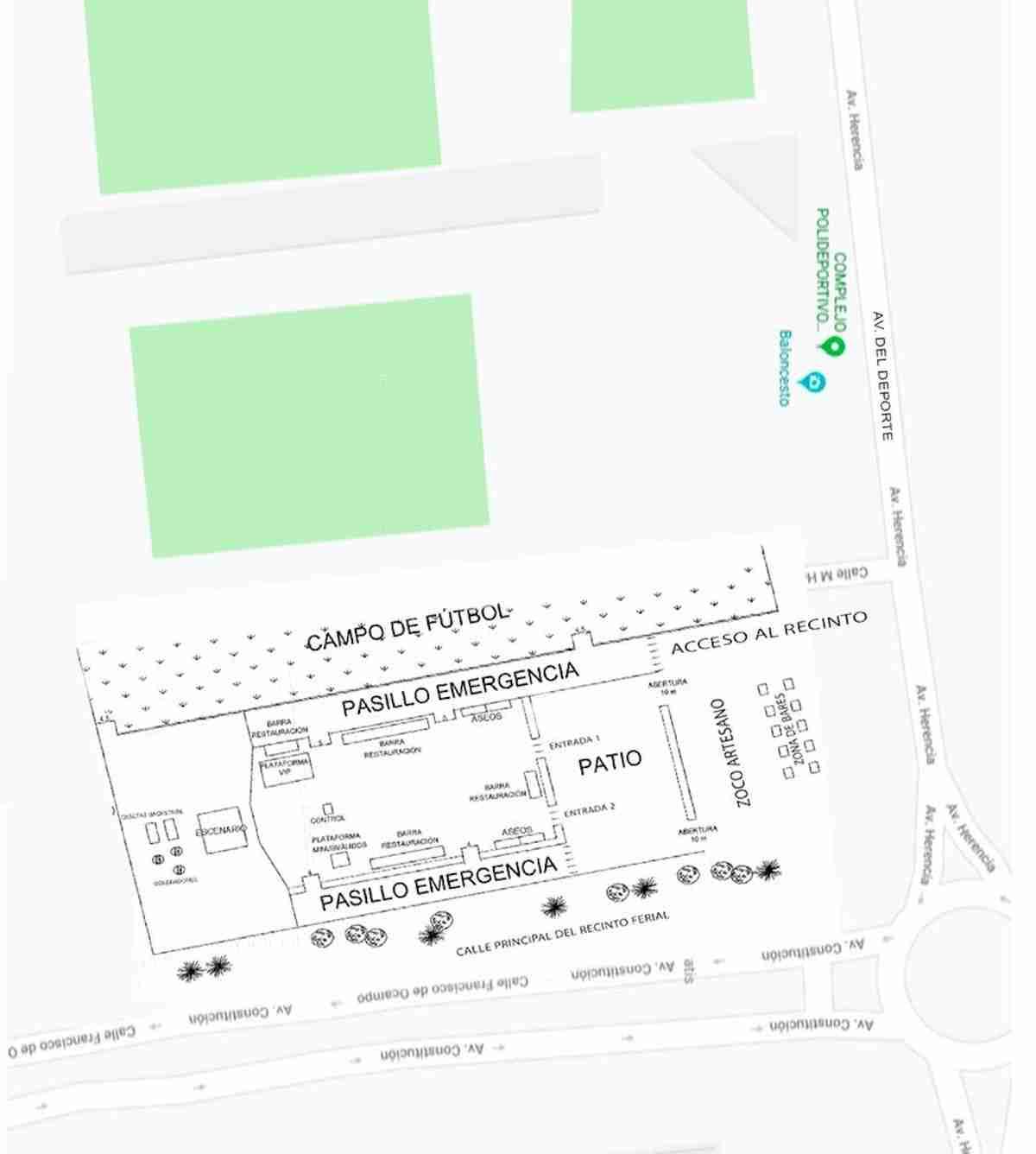 Los conciertos de la Feria de Alcázar se trasladan a la Plaza Joven 1