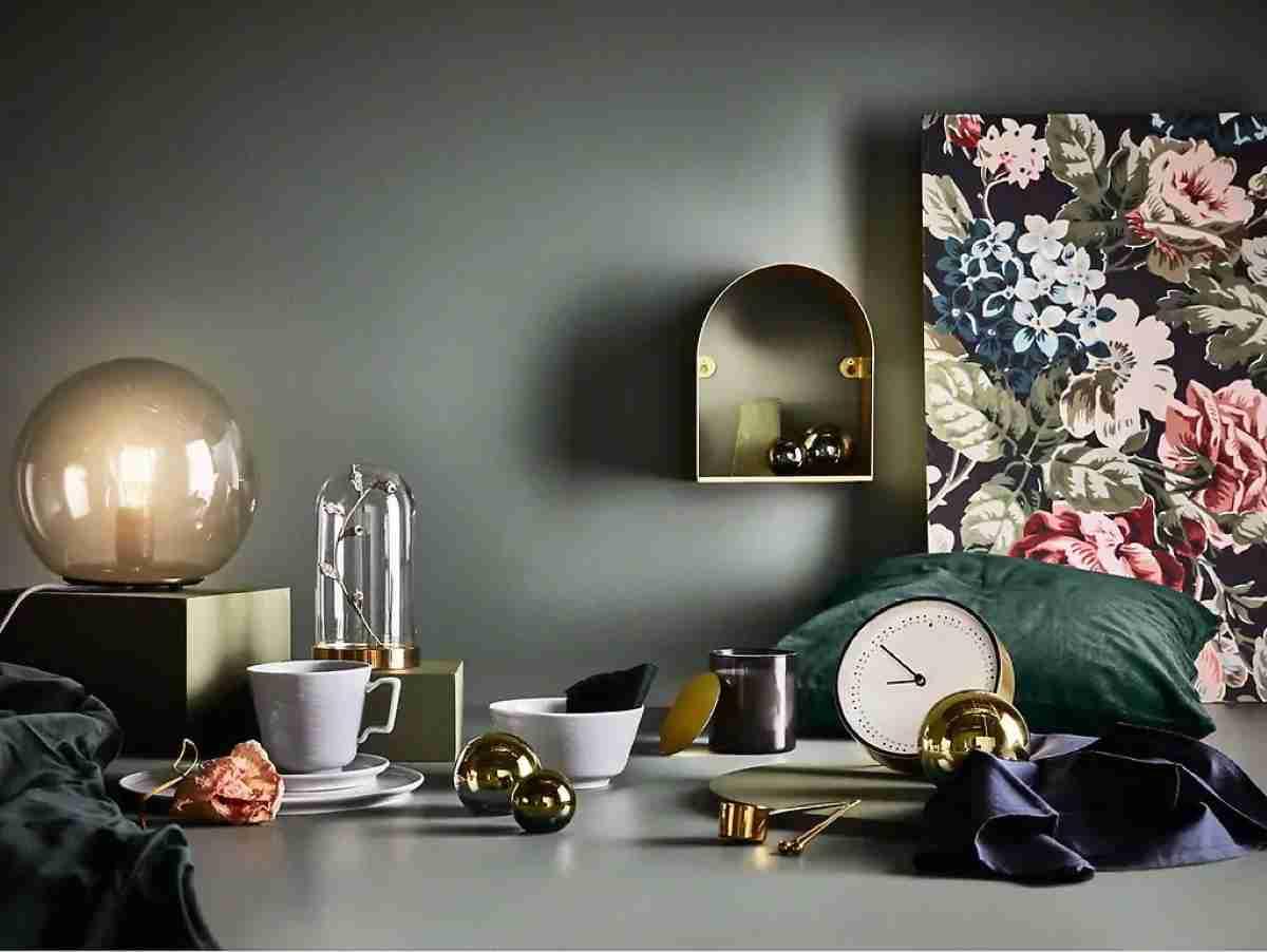 Estampado floral de Ikea para tu decoración de otoño más atractiva 1