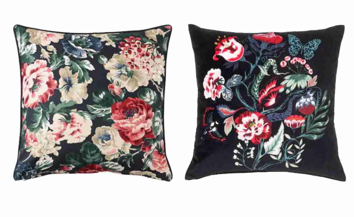 Estampado floral de Ikea para tu decoración de otoño más atractiva 2