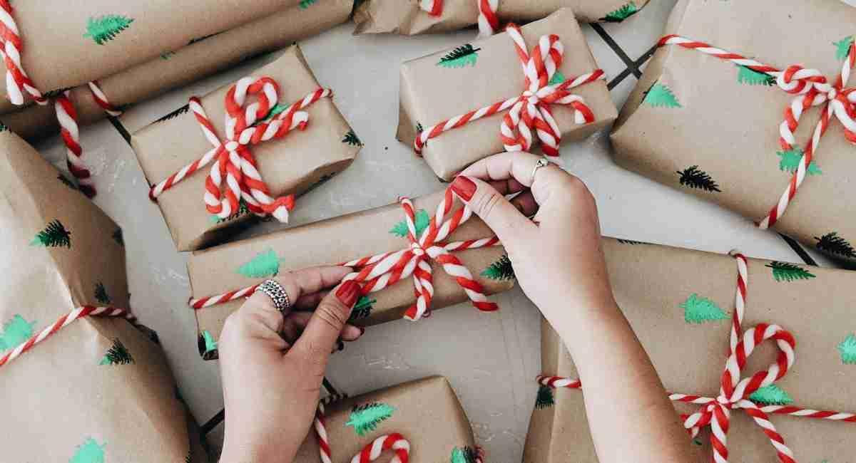 Envolver regalos de navidad con estas ideas geniales 7