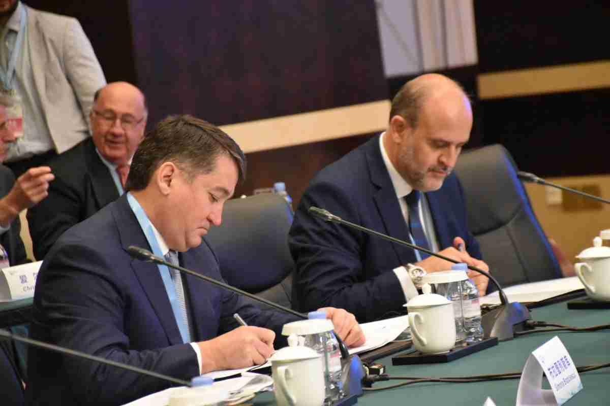 vicepresidente regional puntualizo sobre aumento de exportaciones a China