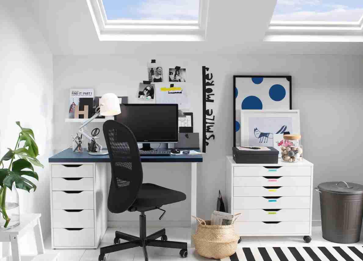 Cajoneras de Ikea en preciosos diseños para el hogar 3