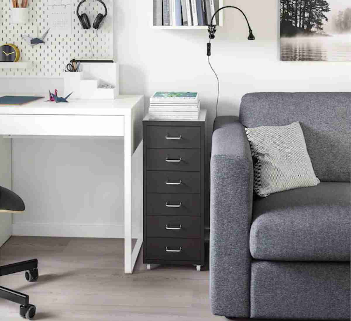 Cajoneras de Ikea en preciosos diseños para el hogar 4